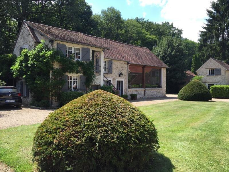 Deluxe sale house / villa Montfort l amaury 1460000€ - Picture 5