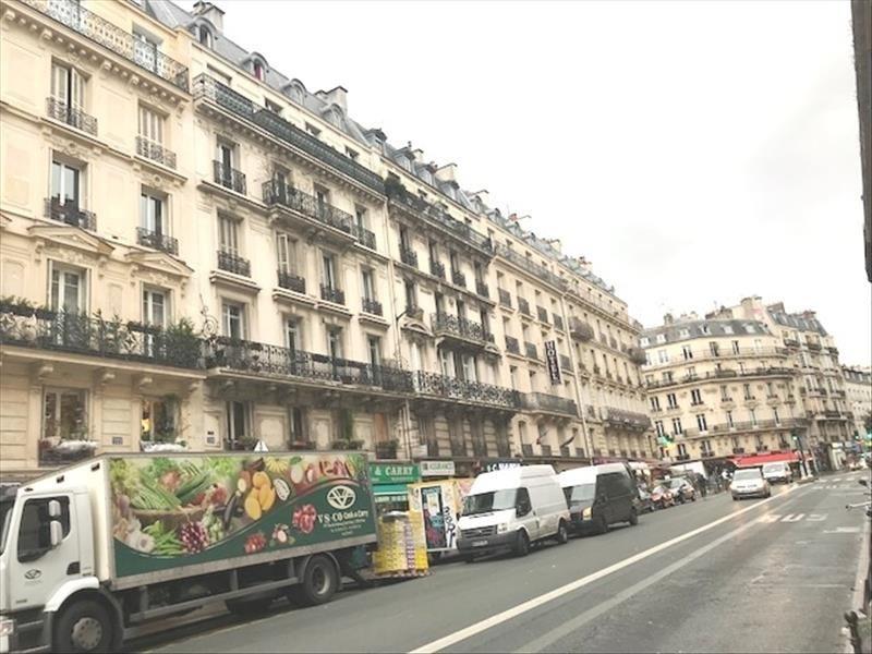 Vente appartement Paris 10ème 126000€ - Photo 2