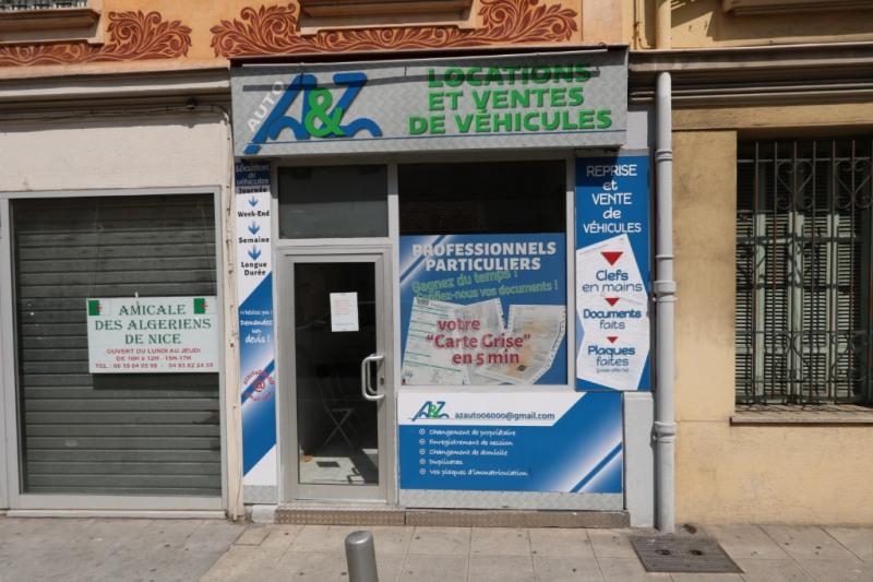 Vente boutique Nice 80000€ - Photo 1
