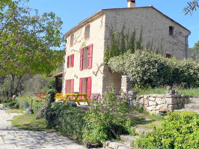 Deluxe sale house / villa Fayence 892 000€ - Picture 2