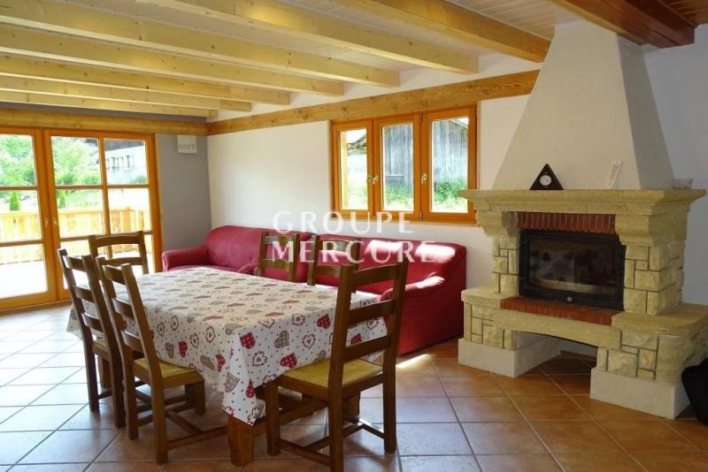 Deluxe sale house / villa Essert romand 840000€ - Picture 3
