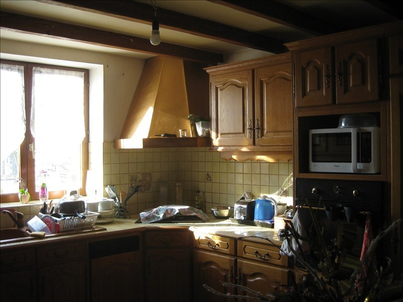 Sale house / villa Fontenay st pere 252000€ - Picture 5