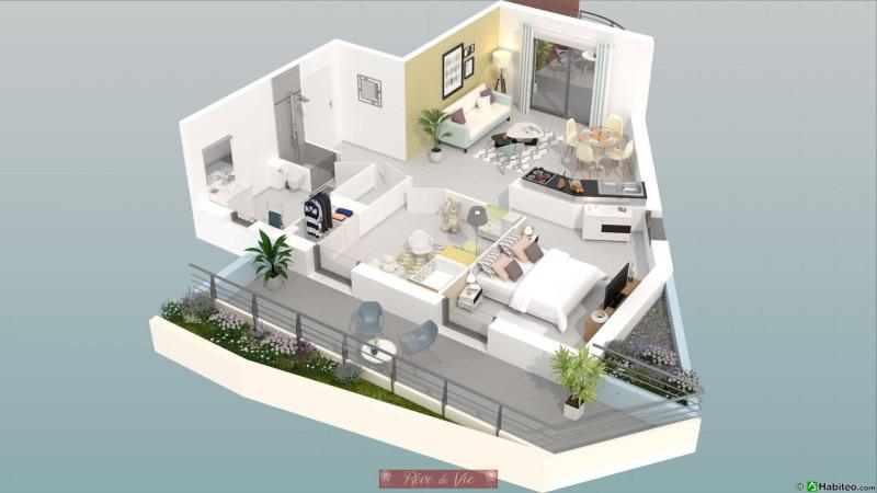 Vente appartement Bormes les mimosas 305000€ - Photo 1