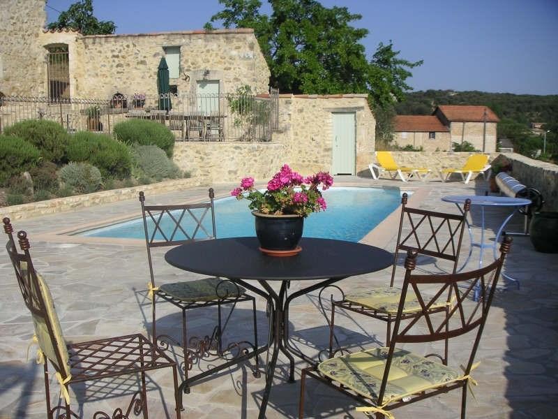 Verkauf von luxusobjekt haus Barjac 799000€ - Fotografie 6
