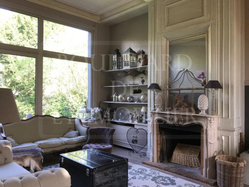 Deluxe sale house / villa Roncq 749000€ - Picture 2