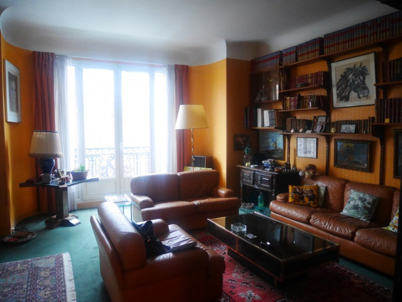 Deluxe sale apartment Paris 17ème 1 560 000€ - Picture 2