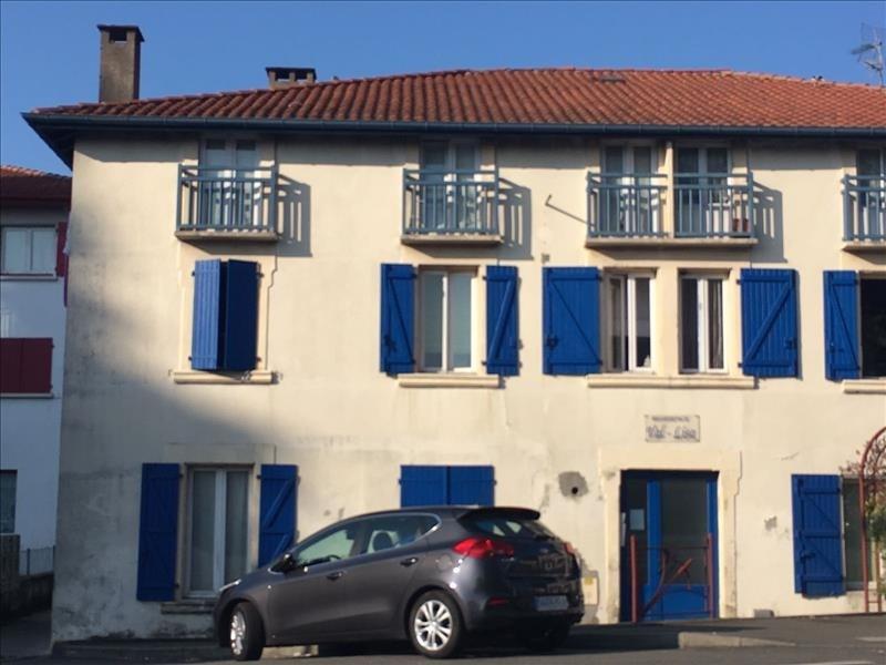Vente appartement Behobie 95000€ - Photo 1