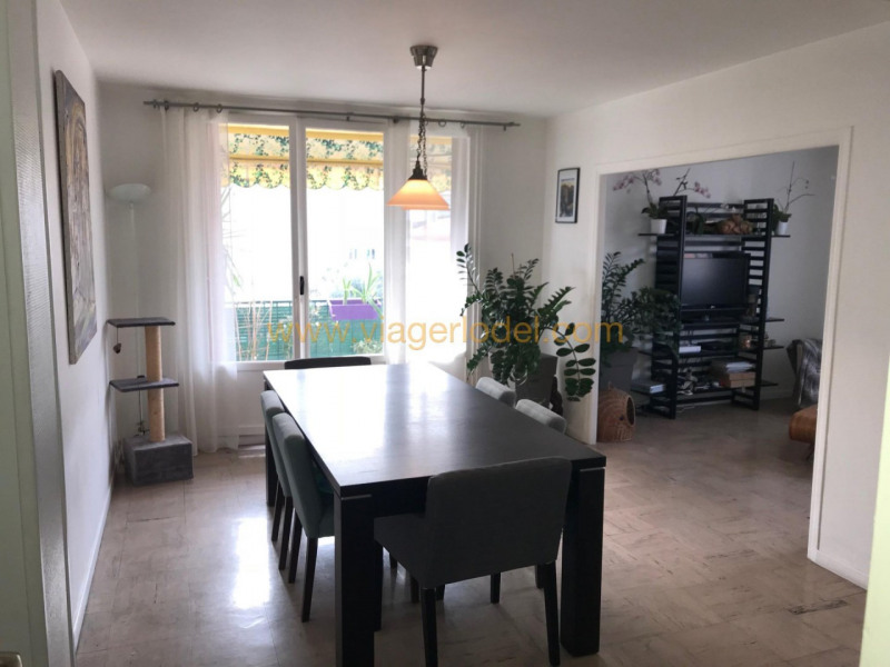 Viager appartement Nice 67 500€ - Photo 1