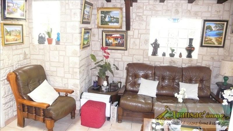 Vente maison / villa Tours sur meymont 143380€ - Photo 4