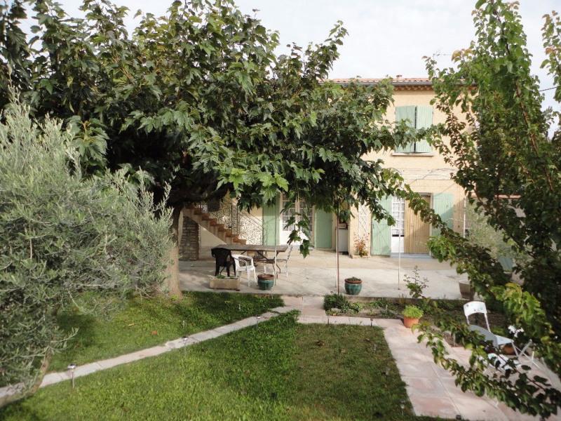 Sale house / villa Althen des paluds 395200€ - Picture 16