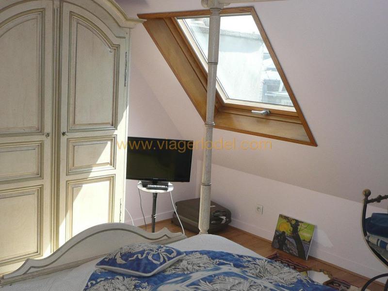 Verkauf auf rentenbasis wohnung Paris 16ème 167500€ - Fotografie 3