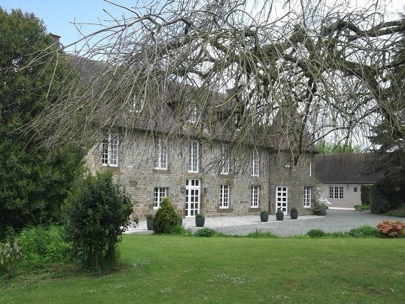 Venta de prestigio  casa Avranches 610000€ - Fotografía 10