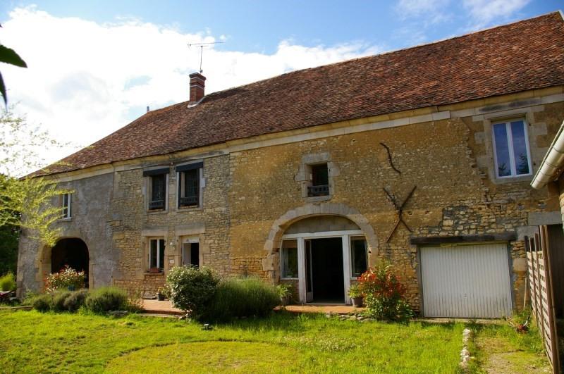 Vente maison / villa St sauveur en puisaye 143000€ - Photo 1