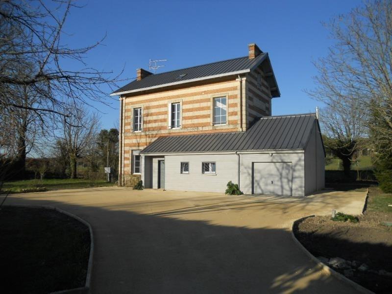 Vente maison / villa Coulon 220500€ - Photo 1