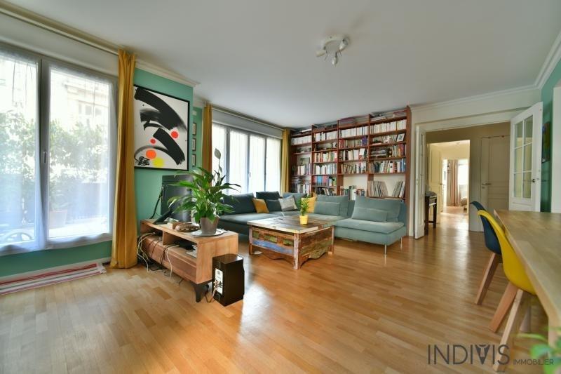 Vente appartement Suresnes 730000€ - Photo 2