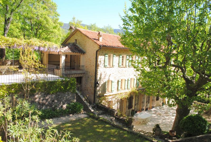 Immobile residenziali di prestigio casa Bargemon 1850000€ - Fotografia 22