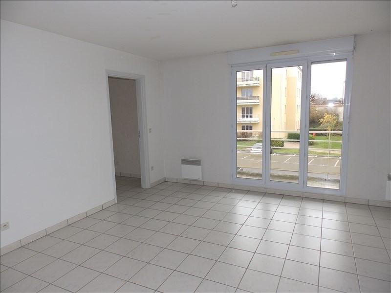 Alquiler  apartamento Moulins 525€ CC - Fotografía 4