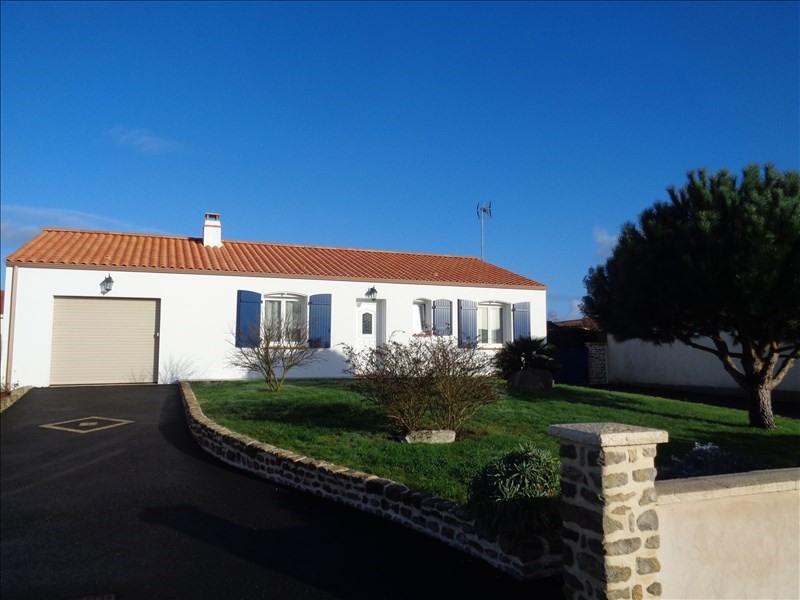 Vente maison / villa Soullans 266000€ - Photo 1