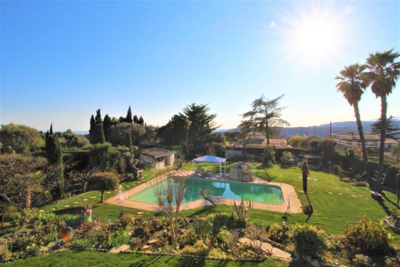 Deluxe sale house / villa Vence 1879000€ - Picture 4