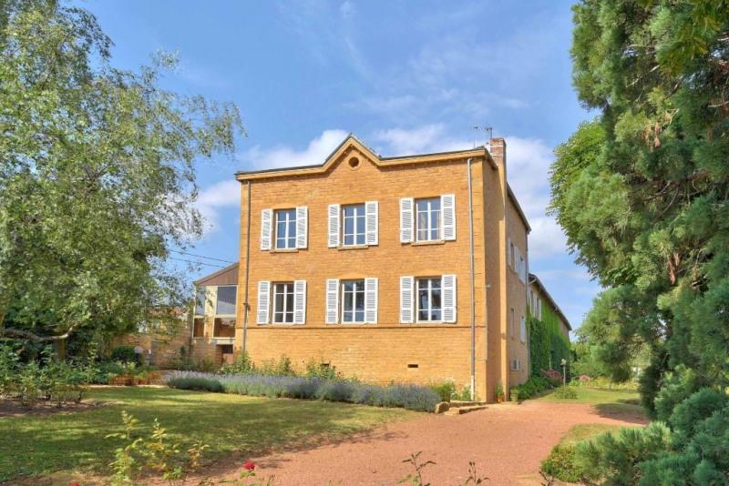 Vente de prestige maison / villa Villefranche-sur-saône 780000€ - Photo 1