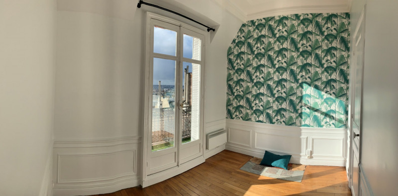 Rental apartment Paris 16ème 1900€ CC - Picture 1