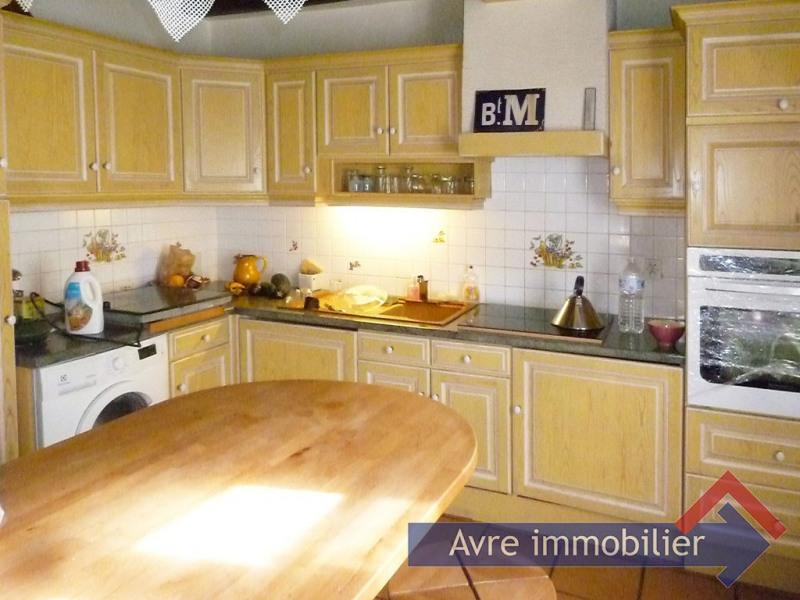 Vente maison / villa Verneuil sur avre 168000€ - Photo 3