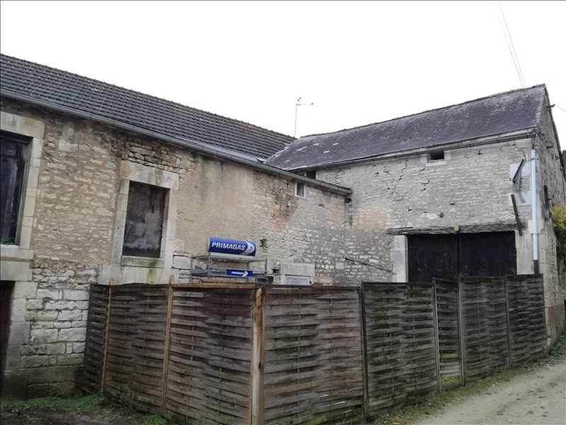 Vente maison / villa Charentenay 39000€ - Photo 1