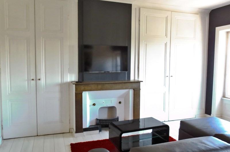 Rental apartment Caluire et cuire 840€ CC - Picture 1