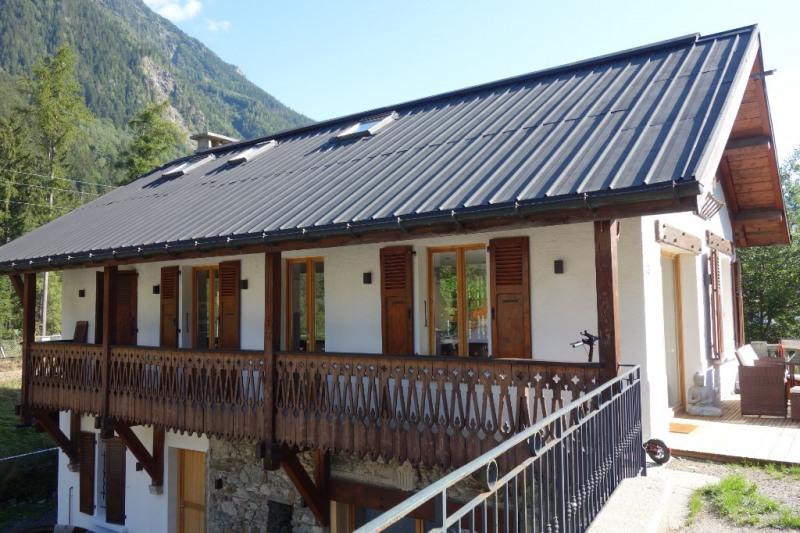 Vente de prestige maison / villa Chamonix mont blanc 995000€ - Photo 5