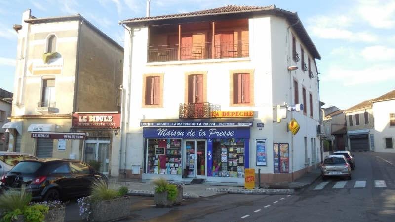 Commercial property sale shop Cazeres 152000€ - Picture 1