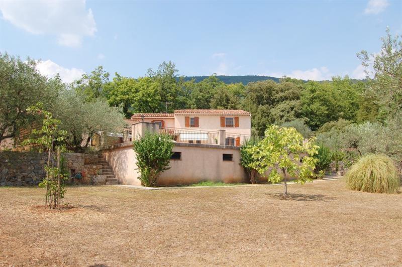 Deluxe sale house / villa Seillans 1060000€ - Picture 5