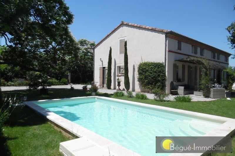 Deluxe sale house / villa L'isle jourdain 607 000€ - Picture 1