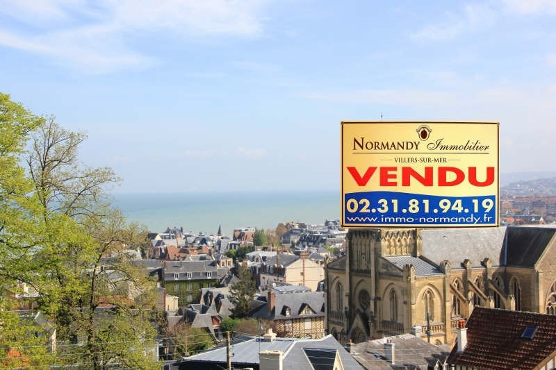Sale apartment Villers sur mer 79 900€ - Picture 1