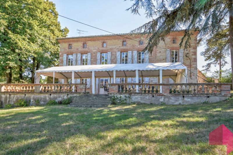 Vente de prestige maison / villa Verfeil 796000€ - Photo 1