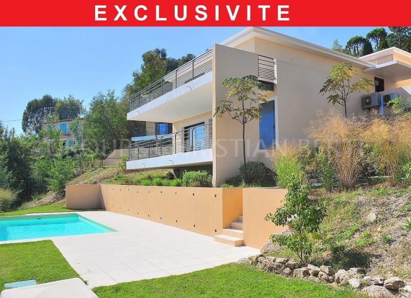 Vente de prestige maison / villa Mandelieu 1290000€ - Photo 2