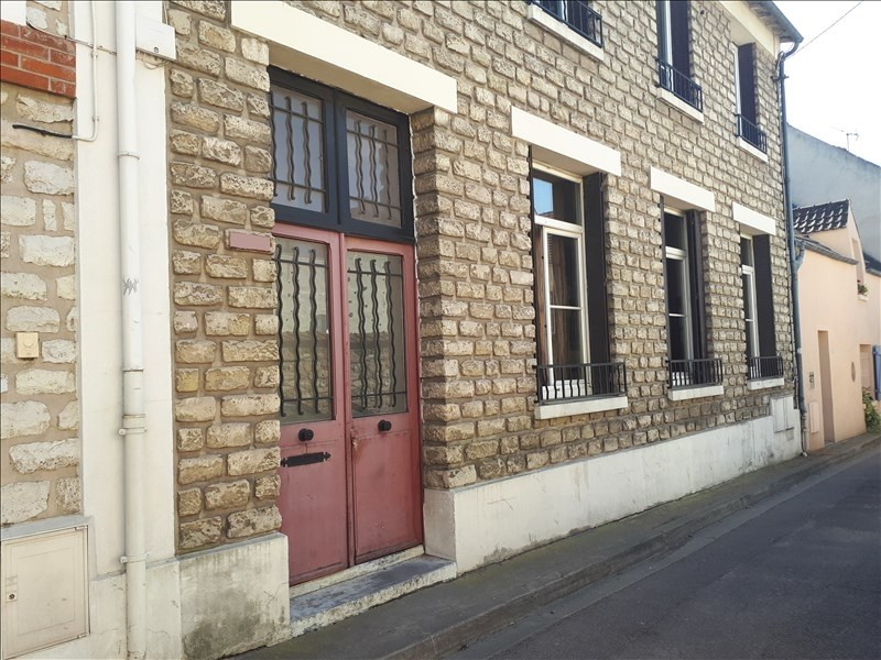 Sale apartment Mantes la jolie 132 000€ - Picture 1
