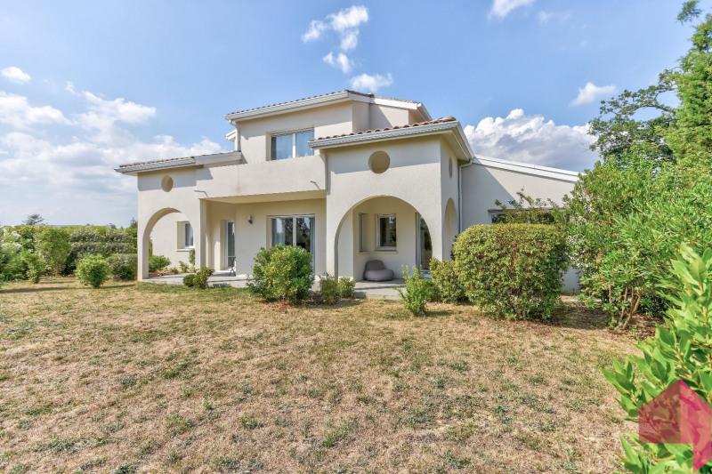 Venta de prestigio  casa Montrabe 594000€ - Fotografía 2
