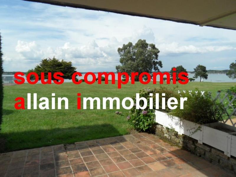 Revenda apartamento Locmariaquer 243650€ - Fotografia 1