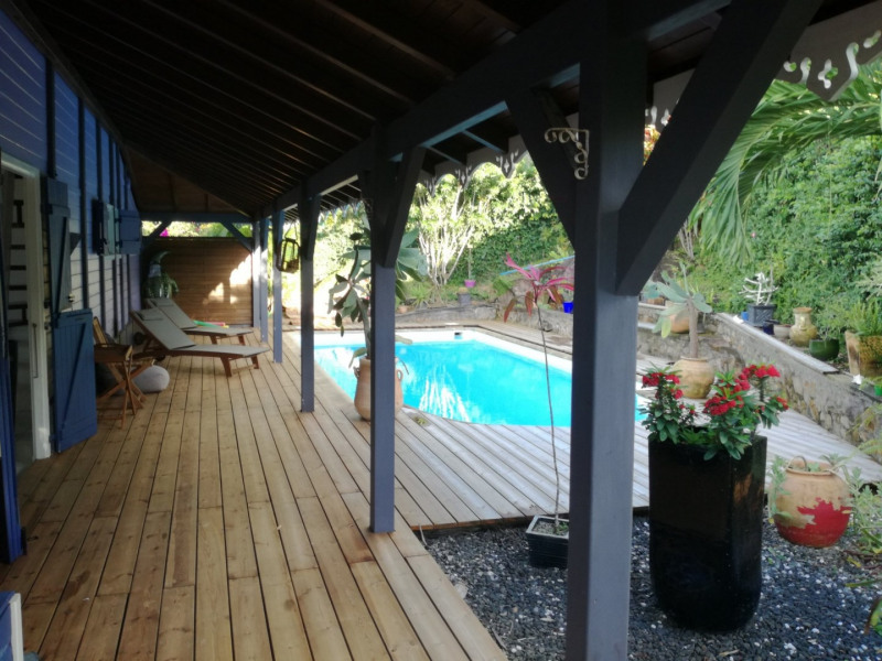 Deluxe sale house / villa Les trois ilets 689700€ - Picture 4