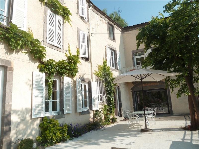 Sale house / villa Clermont ferrand 525000€ - Picture 1