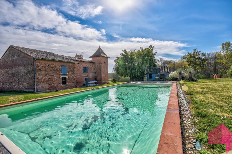 Venta de prestigio  casa Montastruc la conseillere 980000€ - Fotografía 3