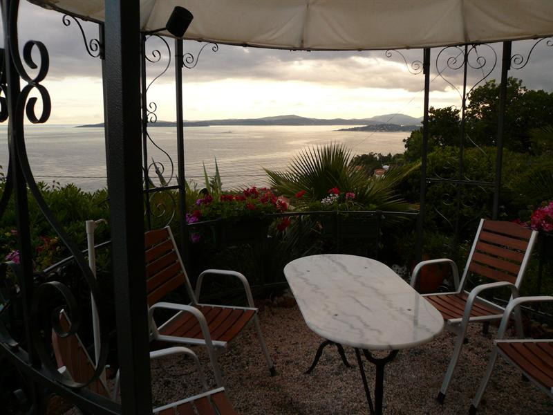 Vacation rental house / villa Les issambres 885€ - Picture 10
