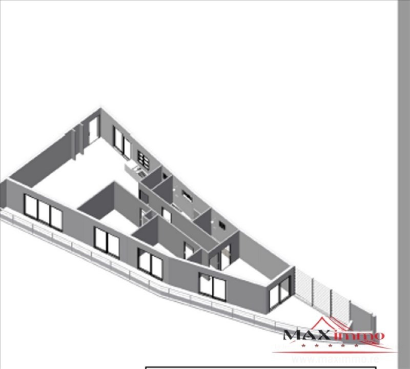 Vente appartement St denis 402400€ - Photo 2