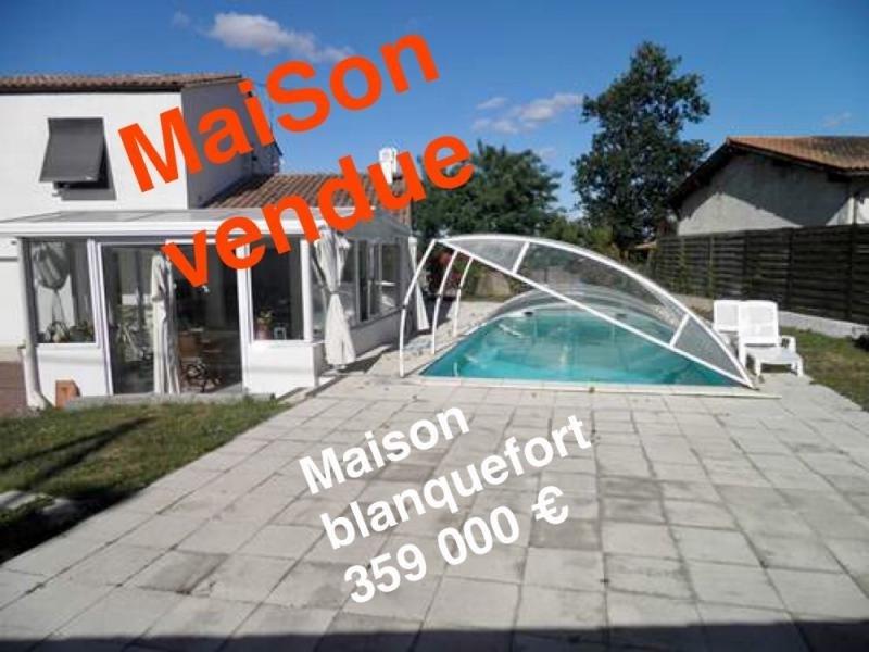 Sale house / villa Blanquefort 360000€ - Picture 1