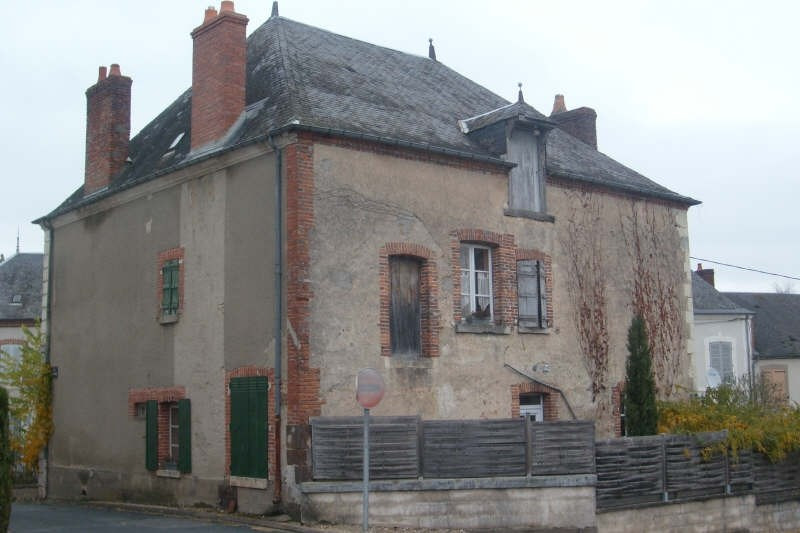 Vente maison / villa La chapelle d angillon 133 500€ - Photo 2
