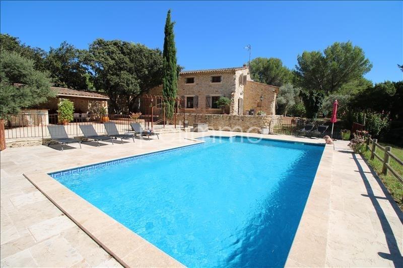 Vente de prestige maison / villa Lancon provence 693000€ - Photo 1