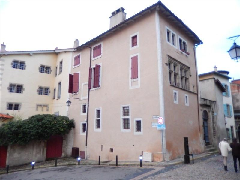 Location appartement Le puy en velay 476,79€ CC - Photo 1