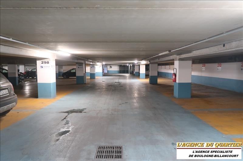 Vente parking Boulogne billancourt 21000€ - Photo 3