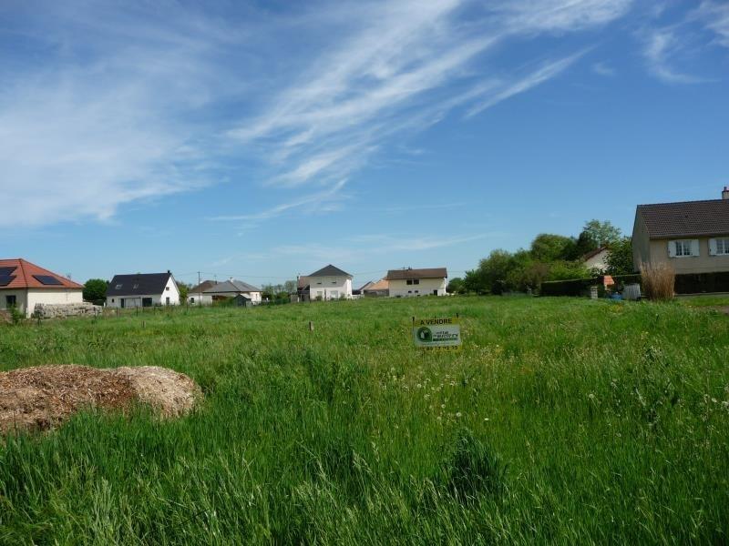 Sale site Brazey en plaine 43000€ - Picture 1