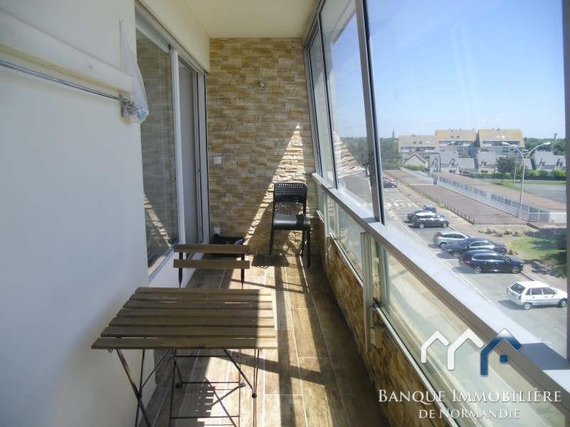 Vente appartement Courseulles sur mer 76200€ - Photo 2